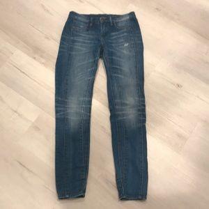 BlankNYC women's jeans size 26 low rise